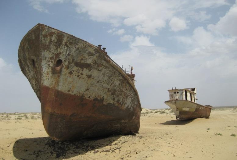 Strom Zum Aralsee